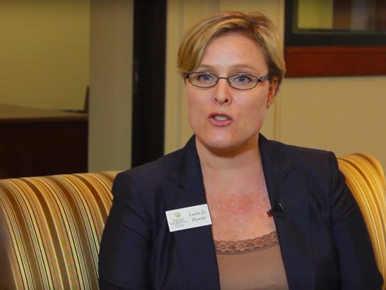 Laura Jo Hewitt, VP/Mortgage Lending Manager, for Prime