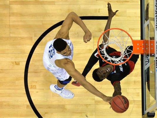 NCAA Basketball: NCAA Tournament-3rd Round-Kentucky vs Cincinnati