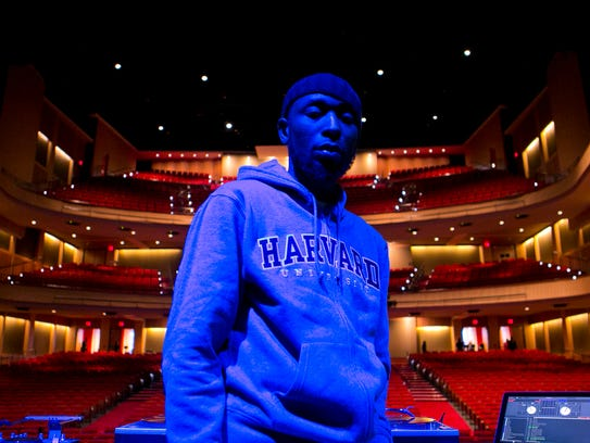 """""""The Hip-Hop Fellow"""" follows Grammy Award-winning producer,"""