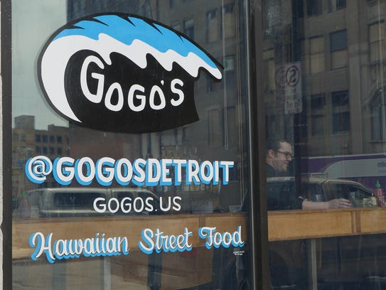 Hawaiian-inspired Gogo's recently opened in the former