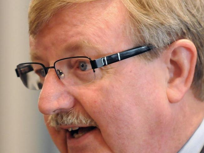 State Sen. Gary Simpson, R-Milford, says he will not seek re-election to a fifth term.