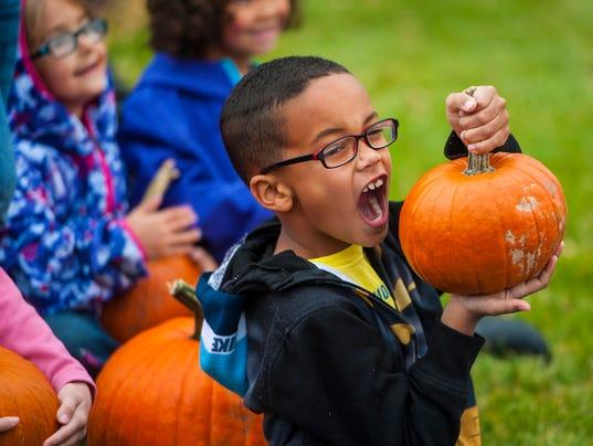 Great Pumpkin Give-Away