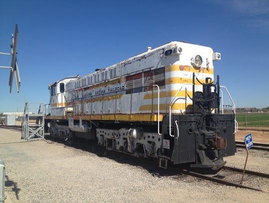 ARM Arizona Railway Day