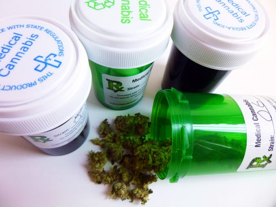 #stockphoto Medical Marijuana Stock Photo