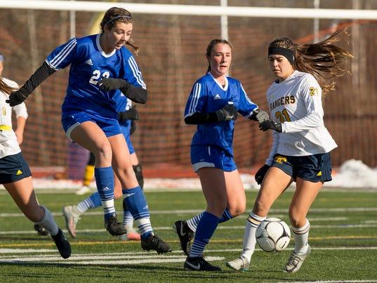 Pearl River Girls Soccer