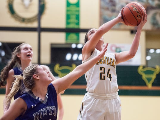 CMR v Butte Girls Basketball