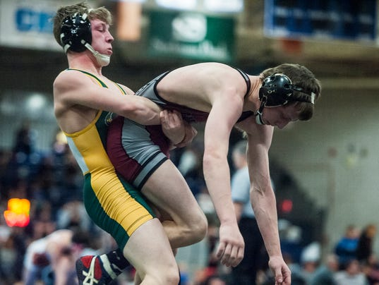 10th Annual AA Dual Wrestling Tournament