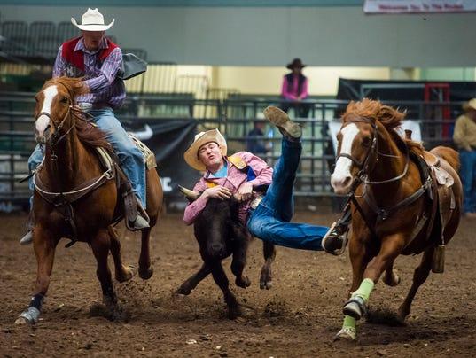 College Rodeo Finals