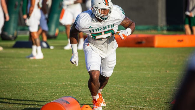 Zach McCloud has no regrets after taking a redshirt last season to return for a fifth year.