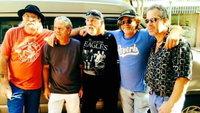 Blues group The Nightmasters will headline Shamrockin' Saturday Saturday, July 2.