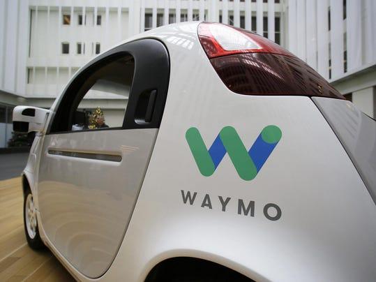 Waymo Uber