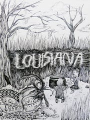 """Louisiana Life"" by Zoe Hall, an eighth grade at L.J. Alleman Middle, won the 6-8 grade category in the 2016 Winter Arts Competition."