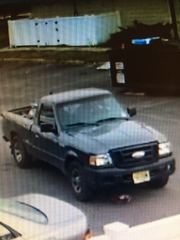 Police are seeking leads on a man they believe stole thousands of dollars' worth of car parts.