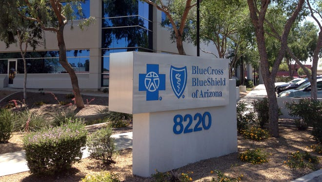 No. 1 health insurer: Blue Cross Blue Shield of Arizona