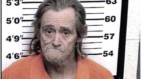 Carl Plum, 62, was arrested on a warrant during a multi-agency investigation in to a revenge plot believed to be targeting police.