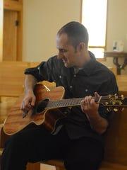 Guitarist Josh Snodgrass