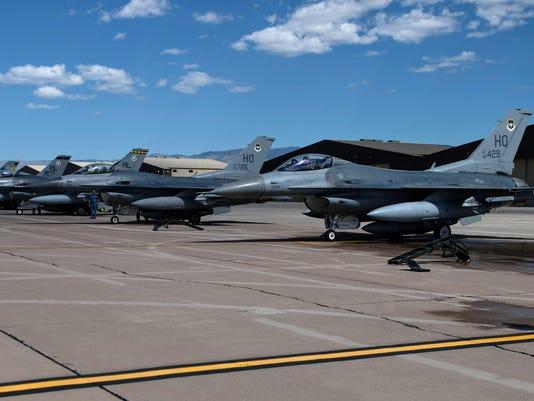F-16 file photo