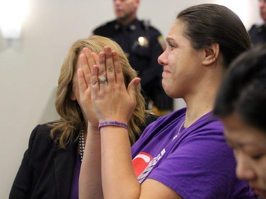 ASB 1203 Hit and Run sentencing