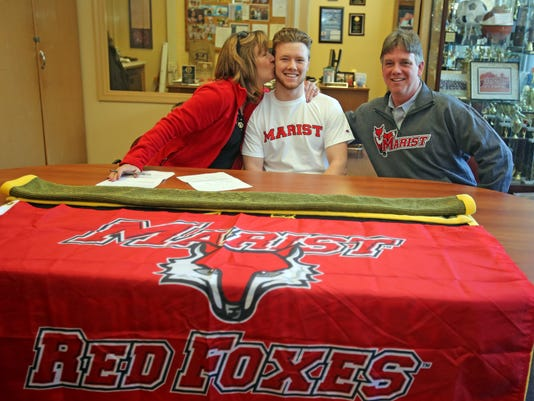 National Signing Day- Connor Breit