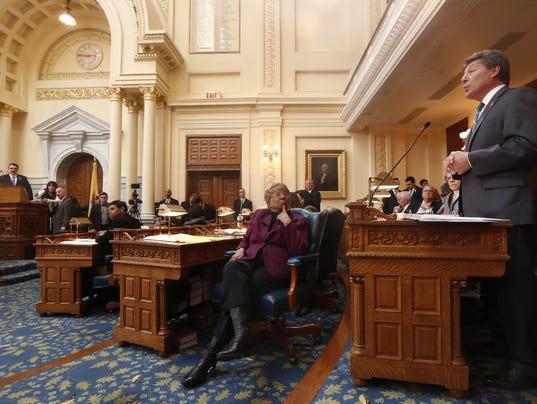 Democratic New Jersey Assemblyman John McKeon