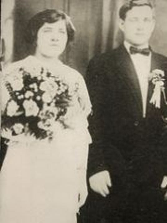 James Simpson s great-grandparents, Stanislaw and Mary Butrym were two young Polish immigrants when they wed at a wood frame church in Massachusetts.
