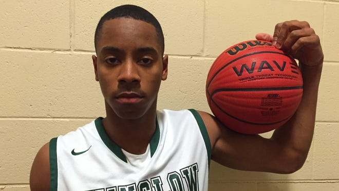 A senior guard, Michael Cubbage is the undisputed leader of the Winslow Township boys' basketball team.