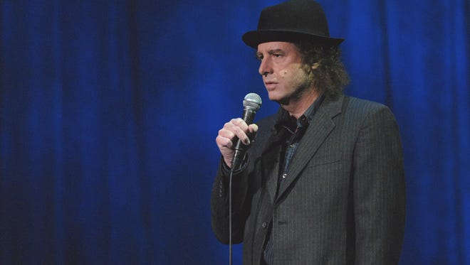 Steven Wright will perform his stand-up act at 8 p.m. Feb. 2 at the Chumash Casino Resort.