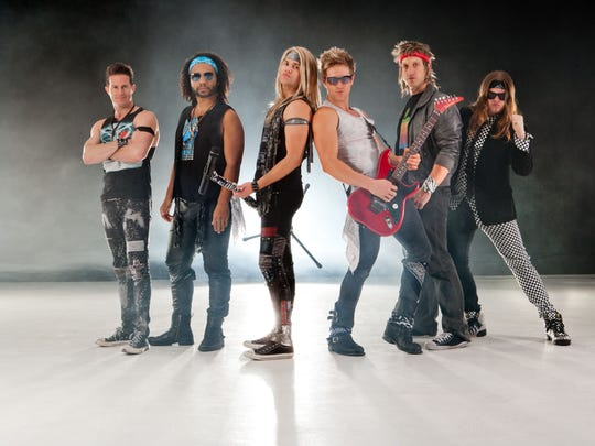80s Summer Party will feature rocking out with Members Only