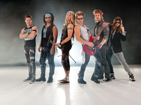 80s Summer Party will feature rocking out with Members