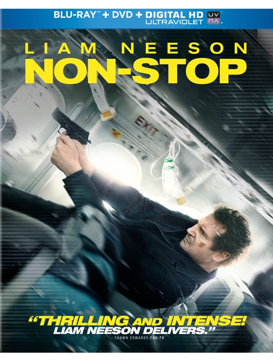 Non-Stop Blu-ray cover