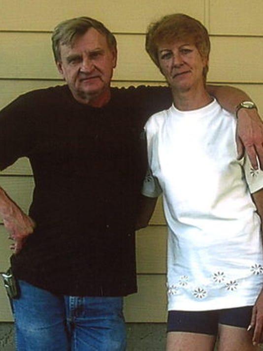 Anniversaries: Ray Lutz & Elly Lutz