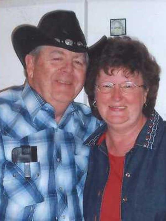 Anniversaries: Richard Redford & Elaine Redford