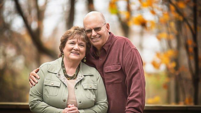 Tom and Sue Shawk