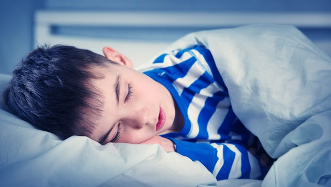 Kids can catch up on sleep during the summer, giving their eyes needed rest.