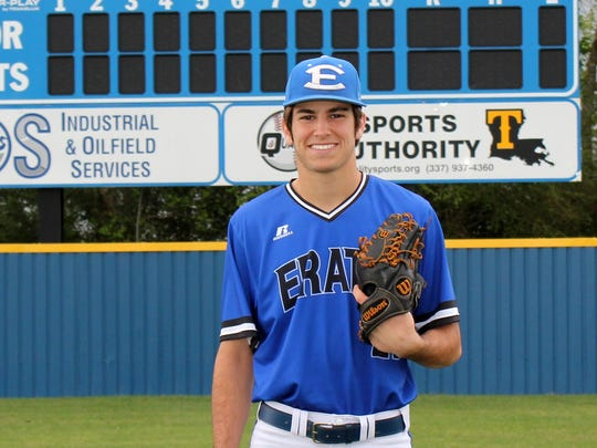 Luke Young, Erath High School