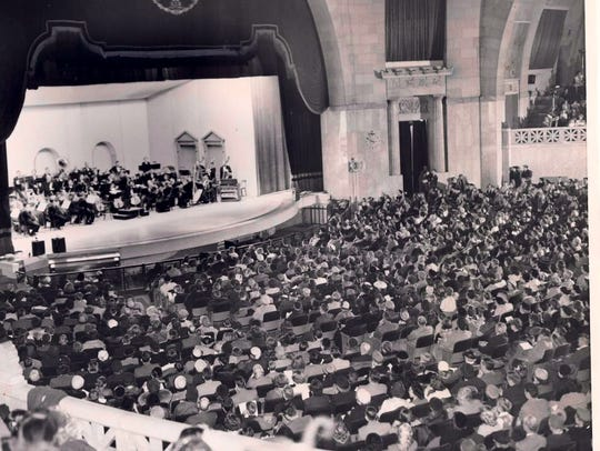 A Louisville Orchestra concert and Louisville Ballet