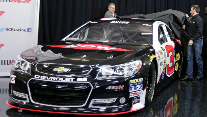 Austin Dillon will drive the No. 3 made famous by seven-time champion Dale Earnhardt in the Sprint Cup Series in 2014.