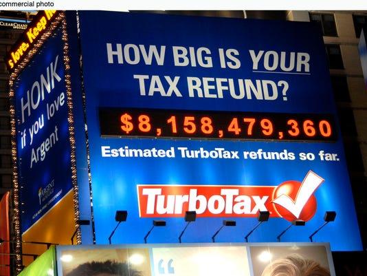 AP BILLION DOLLAR BILLBOARD A F PEX USA NY