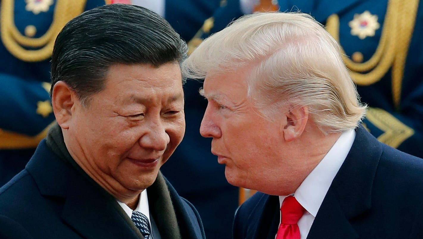 Tariff list on China could broaden to include aerospace components, intellectual property