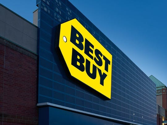 Best Buy has closed its stores but offers curbside pickup.