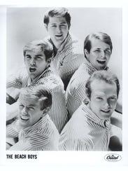 Handout The original Beach Boys  clockwise from bottom