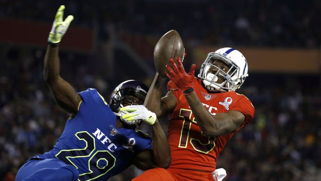 Last season's Pro Bowl was the first staged in Orlando.