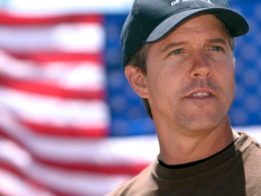 Chris Simcox was the co-founder of the border-watch