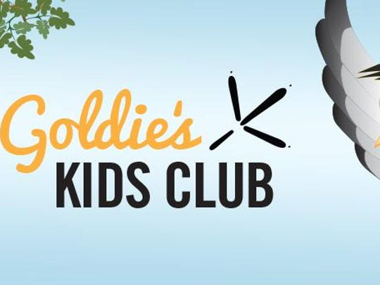 Goldie's Kids Club at the State Historical Museum.