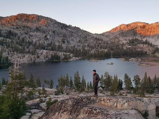Benson Circuit: Yosemite hiking without the crowds