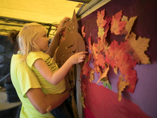 The annual St. Helen's Harvest Festival is this weekend