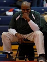Groves head coach Joseph Jones has two wrestlers qualified