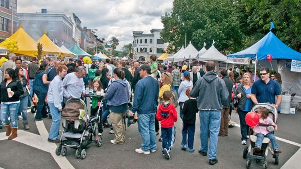 Morristown's Festival on the Green returns this weekend.