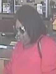 The FBI is seeking public help in identifying a woman wanted in connection with multiple bank robberies around metro Phoenix.