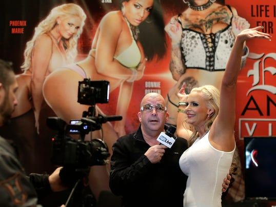 AP Porn Goes to Vegas